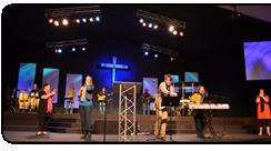Audio Diskon, Video dan Lighting System untuk Gereja dan Sekolah