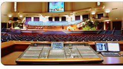 Professional Audio System Installation for Churches and Schools