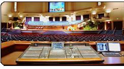 Profesional Instalasi Sistem Audio untuk Gereja dan Sekolah